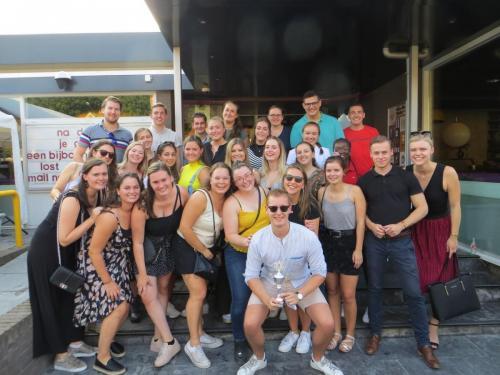 Bowlingtoernooi en commissiebedankdiner d.d. 26 augustus 2019