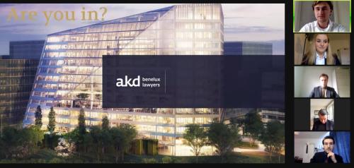 Kantoorbezoek AKD d.d. 18 maart 2021
