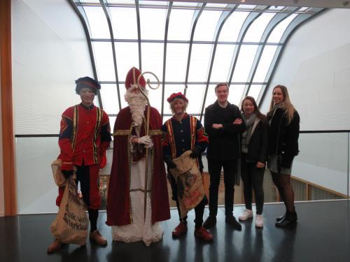 Sinterklaascollege d.d. 4 december 2019
