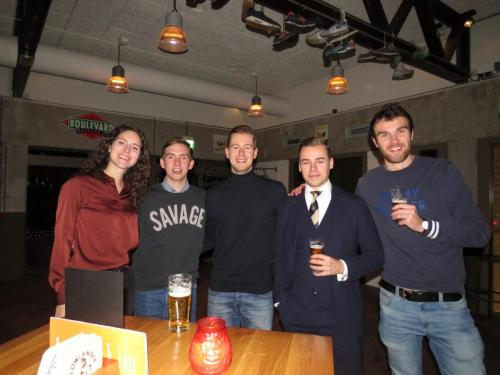 CNR-borrel d.d. 20 november 2019